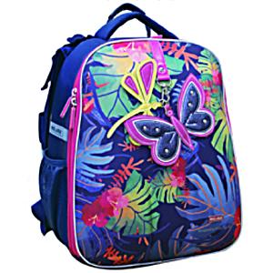 Школьный рюкзак для девочки Майк Мар Тропики 1008 91